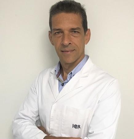 Dr. Javier Zamora - ICR