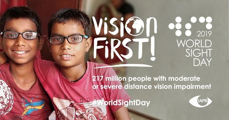 Día Mundial de la Visión 2019