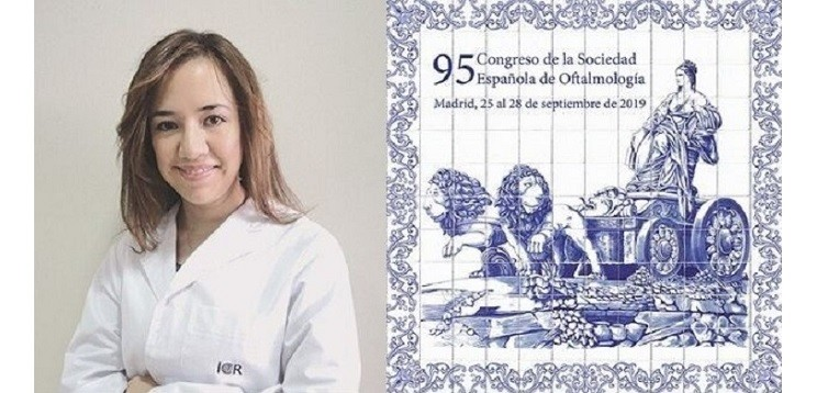 Dr. Rocío Rodríguez participates in the 95th Congress of the Spanish Society of Ophthalmology
