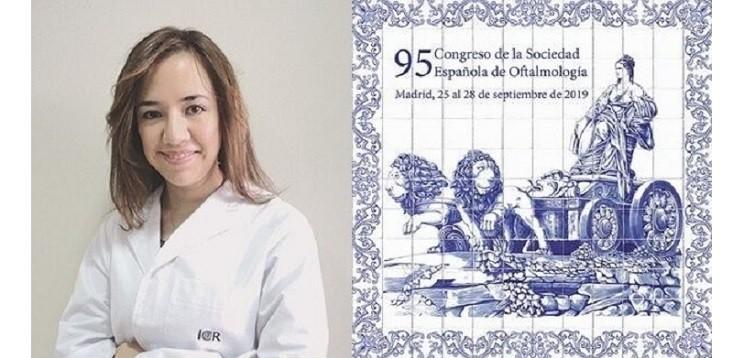 La Dra. Rocío Rodríguez participa en el 95 Congreso Anual de la Sociedad Española de Oftalmología