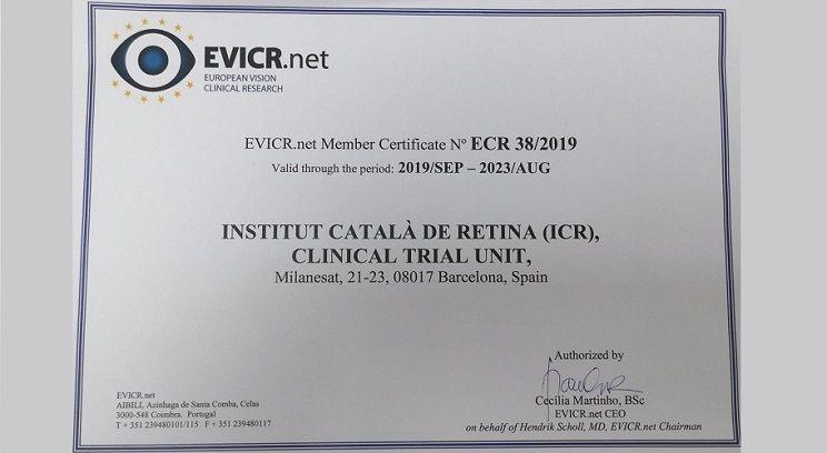 EVI ICR