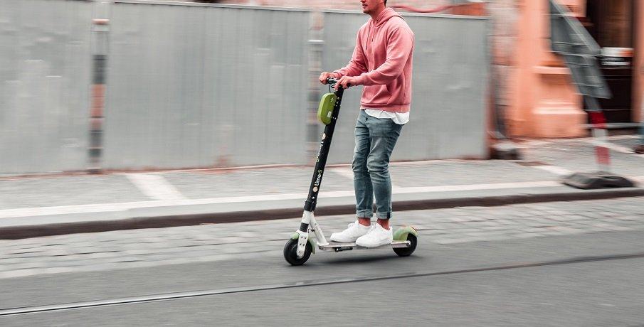 СМИ повторяют рекомендации врачей ICR при использовании электрического скутера