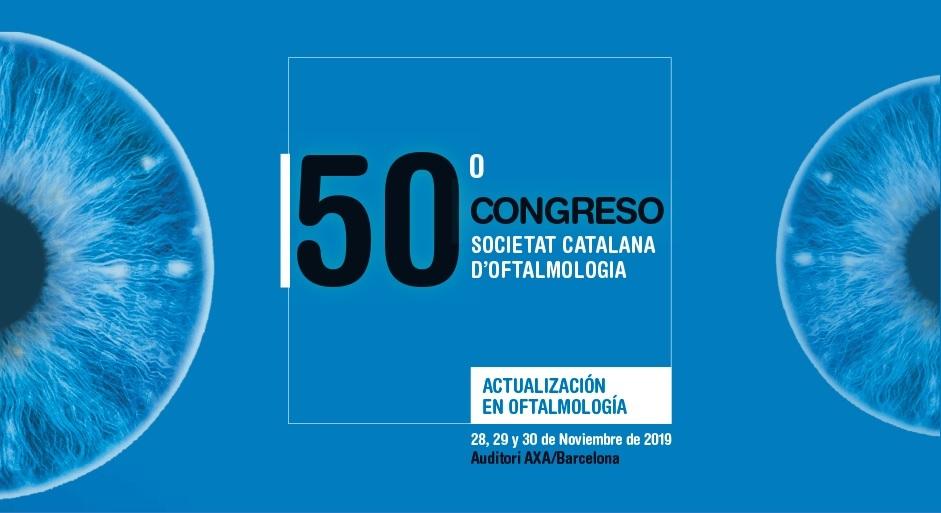 Participation significative de l'ICR au 50e Congrès de la Société Catalane d'Ophtalmologie