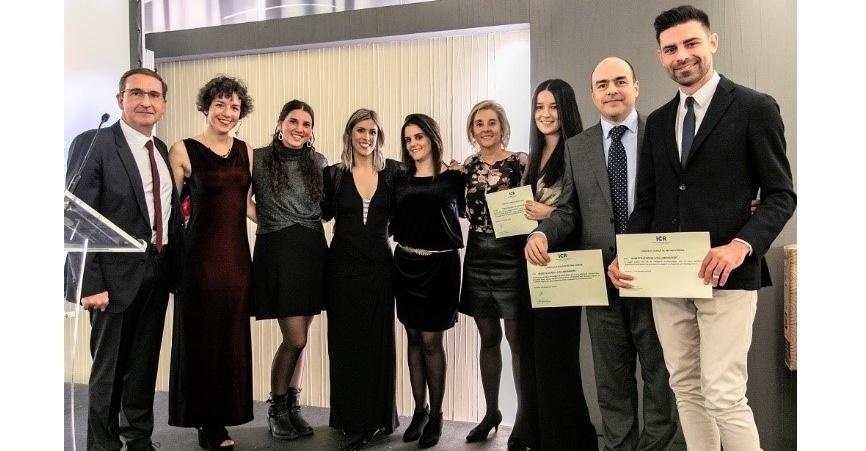 ICR revela los ganadores de los Premios de Investigación 2019