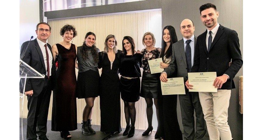 L'ICR dévoile les gagnants des Prix de recherche 2019
