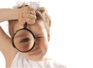 hipermetropía en la infancia