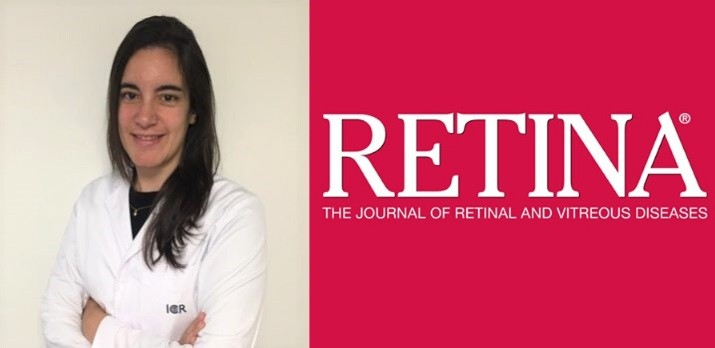 Dr. Pighin publishes a study on vitreous hemorrhage in the prestigious Retina Journal