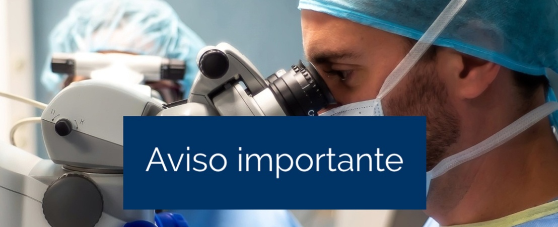 Información actualizada COVID-19