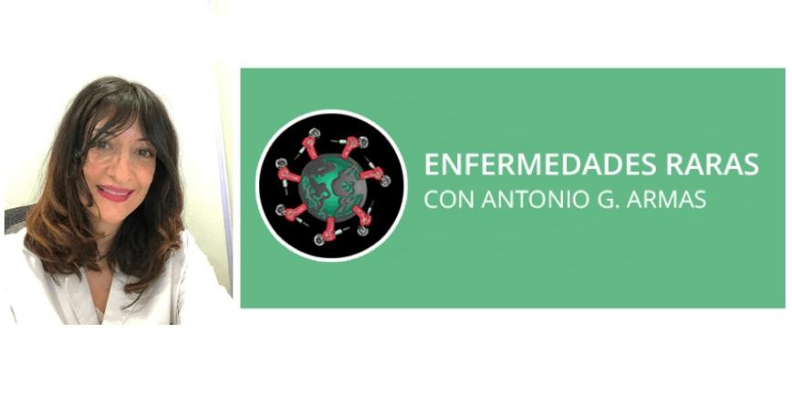 "La Dra. Lorena Castillo habla sobre la LHON en el programa ""Enfermedades raras"" de Libertad FM"