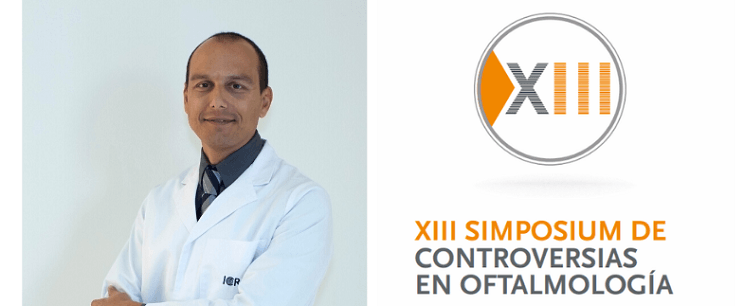 Dr. Navero participates in the XIII Symposium on Ophthalmological Controversies