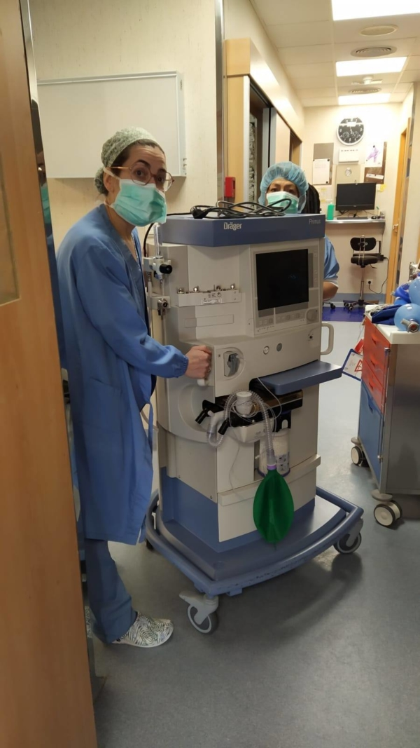 Respirador ICR
