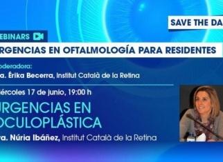 Urgencias en Oftalmología para residentes