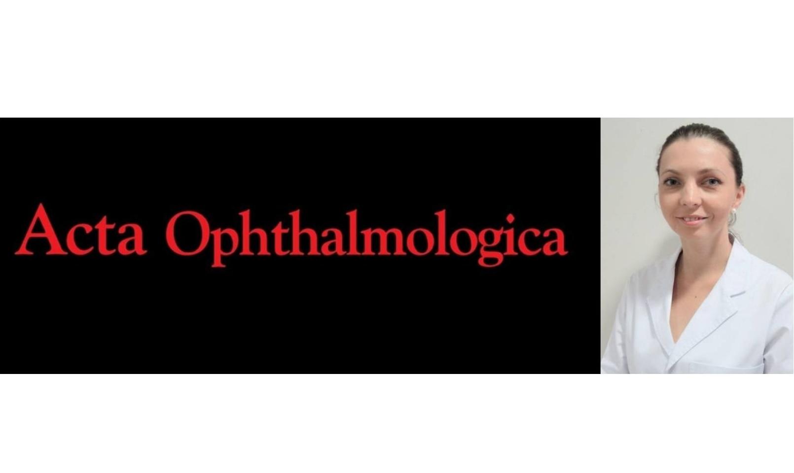 La Dra. Dyrda participa en un estudio internacional sobre la coriorretinopatía serosa central