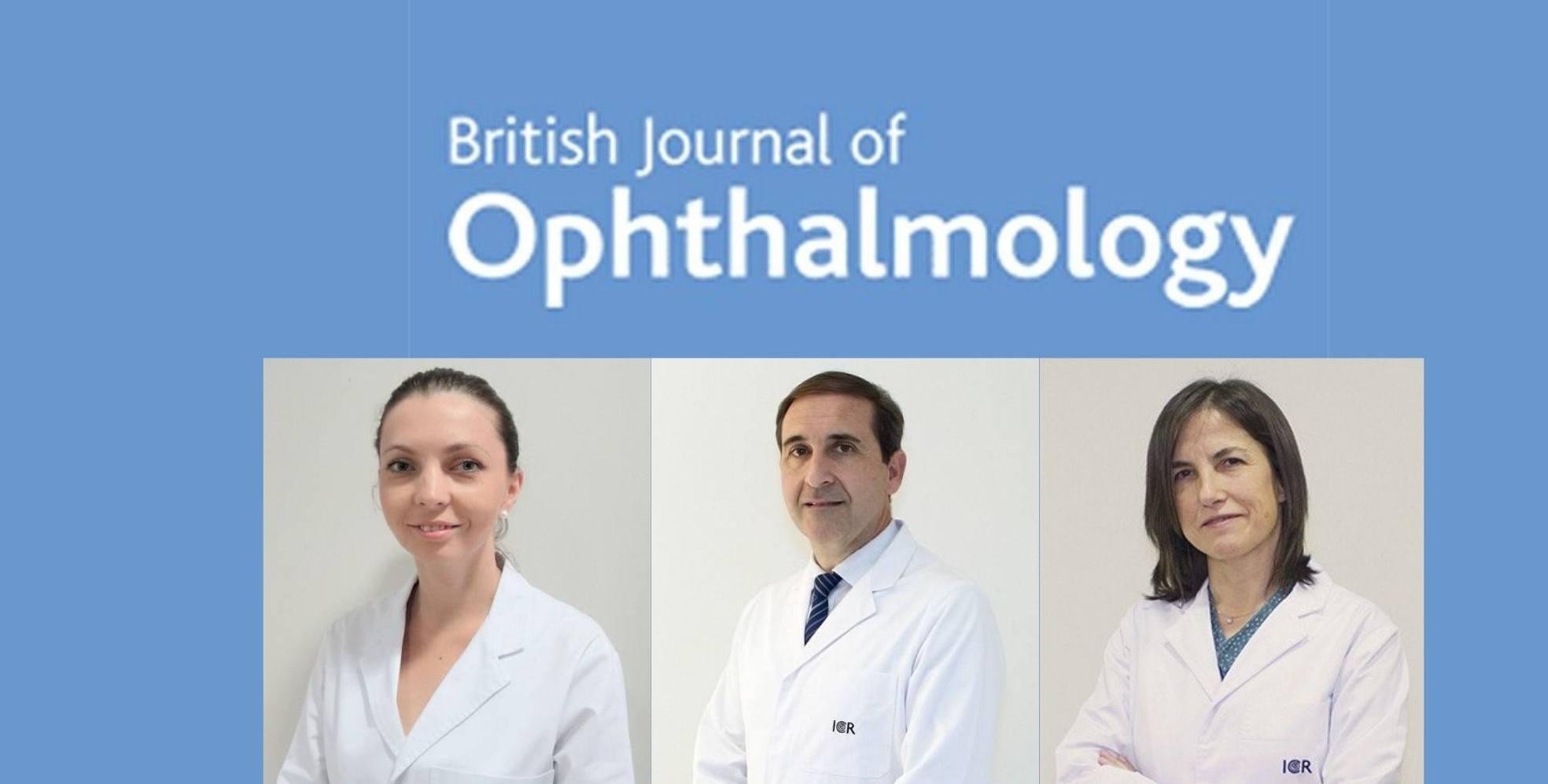 La Dra. Dyrda, la Dra. Gómez i el Dr. Antón publiquen un estudi per a ajudar a la detecció precoç de glaucoma