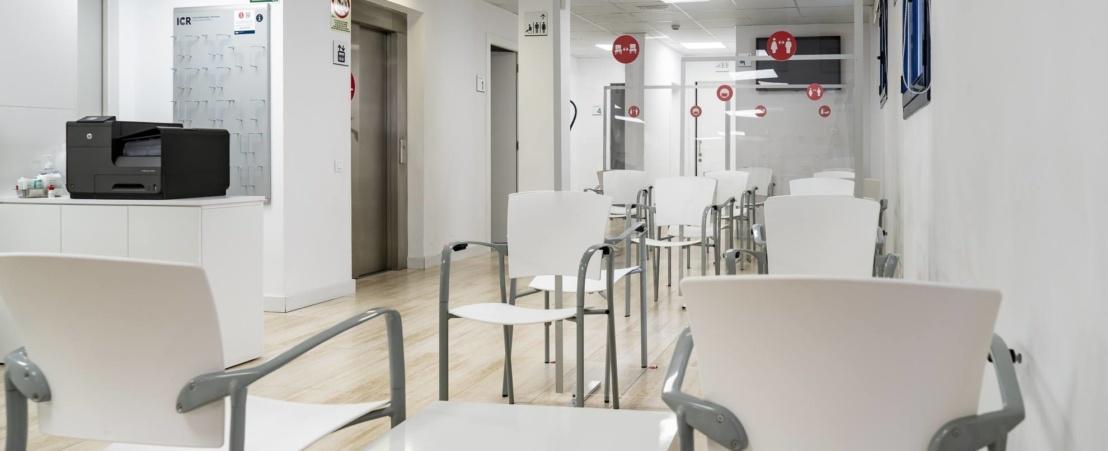 Sala espera ICR