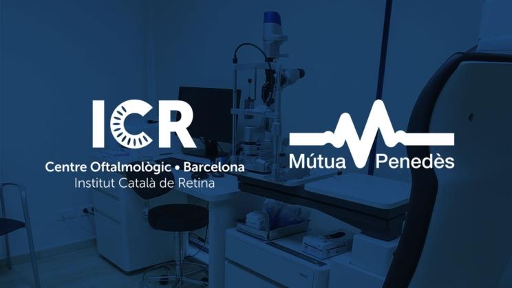 Mútua Penedès inaugura a Vilafranca un nou servei d'Oftalmologia a càrrec d'ICR