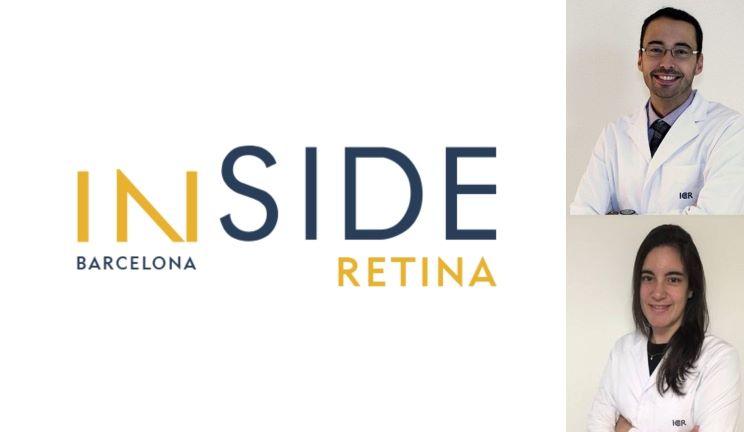 El Dr. Maseras y la Dra. Pighin participarán en el II Congreso Inside Retina 2020