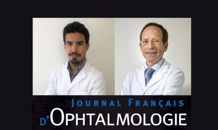 El Dr. Santamaría i el Dr. Jürgens publiquen un cas extremadament infreqüent d'hemorràgia intraocular