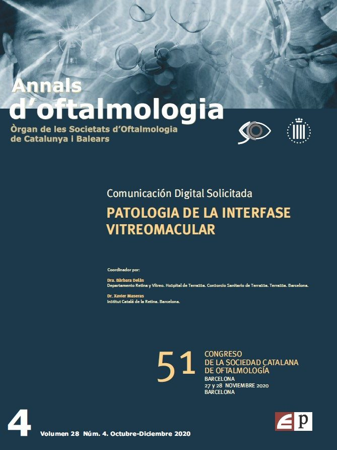 Cartell de la comunicació digital sol·licitada de la SCO.