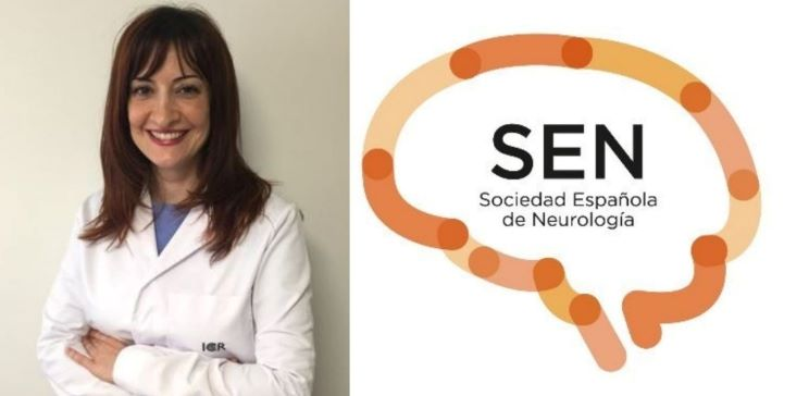 La Dra. Castillo, ponente invitada en el curso de formación continuada de la SEN
