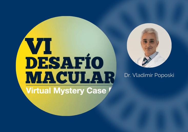 Especialistes del Departament de Retina i Vitri de l'ICR participen al VI Simposi Desafío Macular