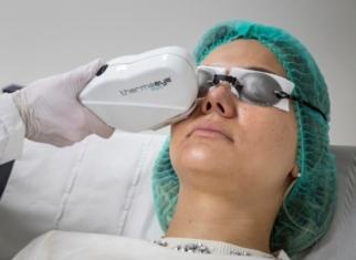 Tratamiento IPL Thermaeye luz pulsada intensa ojo seco