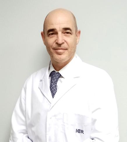 Dr Lluis Cavero