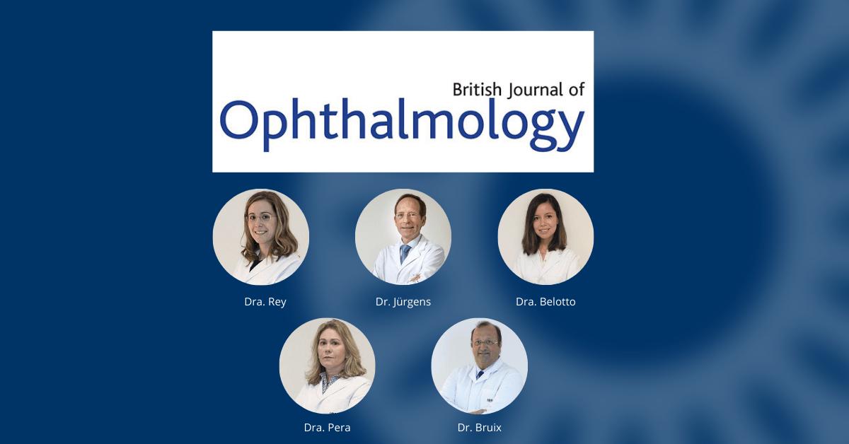 L'ICR participa en un estudi sobre forats maculars de gruix total tancats sense cirurgia