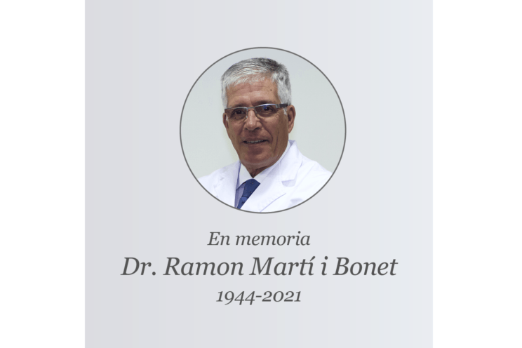 Dr. Ramon Martí Bonet