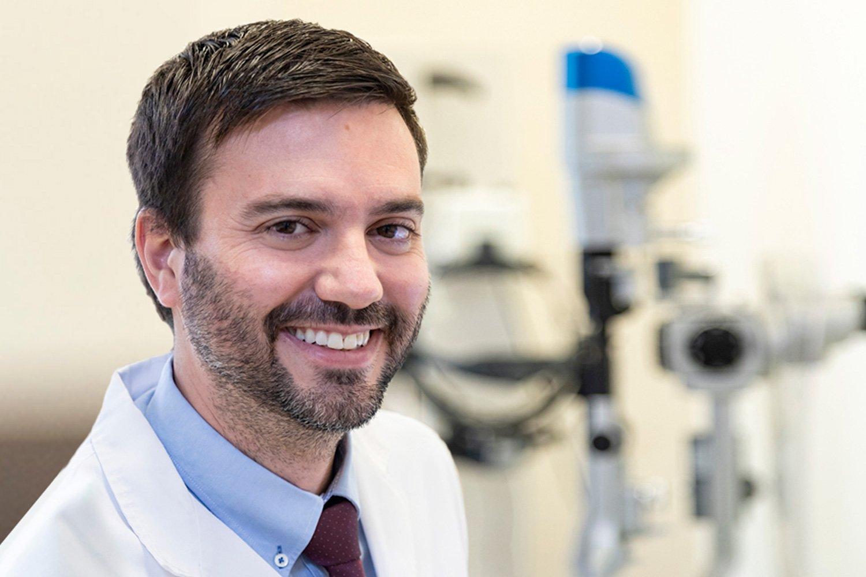 """Dr. Arturo Ruiz: """"La telemedicina ha vingut a ICR per quedar-s'hi."""""""